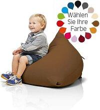Terapy Sitzsack Sydney, der ideale Sitzsack für Kinder braun
