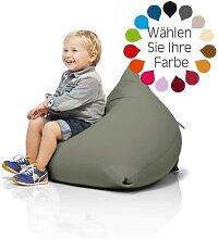 Terapy Sitzsack Sydney, der ideale Sitzsack für Kinder dunkelgrau