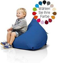 Terapy Sitzsack Sydney, der ideale Sitzsack für Kinder dunkelblau