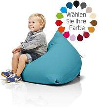 Terapy Sitzsack Sydney, der ideale Sitzsack für Kinder hellblau