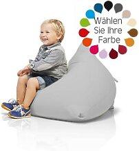 Terapy Sitzsack Sydney, der ideale Sitzsack für Kinder hellgrau