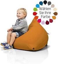 Terapy Sitzsack Sydney, der ideale Sitzsack für Kinder orange