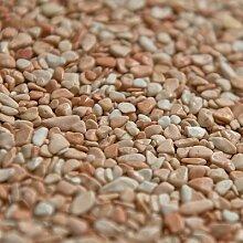 Terralith Marmor-Steinteppich 2-4 mm Rosa Corallo