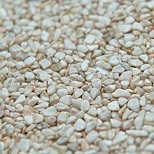 Bindemittel Terralith Marmor-Steinteppich 2-4 mm Grigio Carnico f/ür 1qm incl