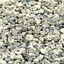 Terralith Marmor-Steinteppich 4-8 mm Grigio Cenere