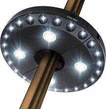 Terrasse Regenschirm light 3Helligkeit Modus