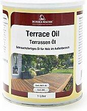 Terrassen Öl - PROFI Öl für das Holz im Außenbereich