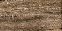 Terrassenplatten Holzoptik Ebenholz matt,