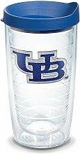 Tervis Buffalo Bulls Logo Becher mit Emblem und