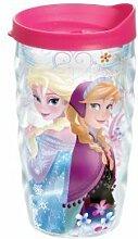 Tervis Disney Frozen / Anna Und Elsa, Becher, 10 Unzen, Gewellt von Tervis Becher Company