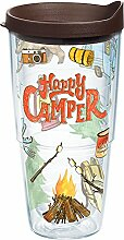 Tervis Happy Camper Becher mit Wickeltuch und