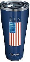 Tervis Isolierter Becher mit USA-Flagge, 880 ml,