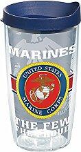 Tervis Marines Pride Becher mit Wickeltuch und