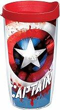 Tervis Marvel 1250039 Becher mit Umwicklung und