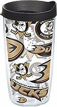 Tervis NHL Anaheim Ducks Becher mit Wickeltuch und