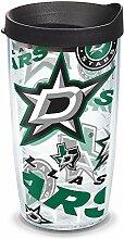 Tervis NHL Dallas Stars Becher mit Wickeltuch und