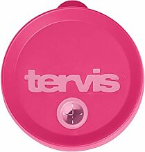 Tervis Strohhalm-Deckel, Passion Pink, passend