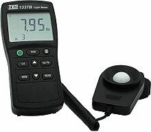 TES 1337B Lichtmesser / Lux Intensity Meter (equivalent to Beha Amprobe 93560)