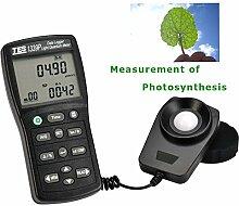 TES 1339P Daten-Logger Lichtmengen-Messgerät / Photosynthesis Light Quantum Meter ( Measurement of Photosynthesis )