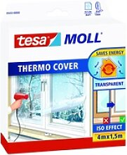 tesa Fensterfolie Thermo Cover 4 x 1,5 m,