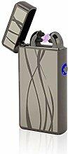 Tesla-Lighter T08 Lichtbogen Feuerzeug USB