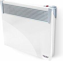 Tesy Wandkonvektor 1000W Heizkörper Elektroheizung