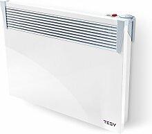 Tesy Wandkonvektor 1500W Heizkörper Elektroheizung