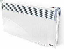 Tesy Wandkonvektor 2000W Heizkörper Elektroheizung