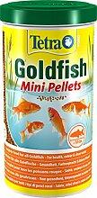 Tetra Pond Goldfish Mini Pellets, Hauptfutter für
