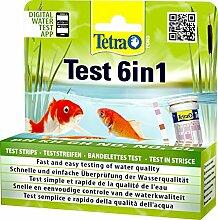 Tetra Pond Test 6in1 (Teststreifen zur Bestimmung