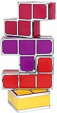 Tetris Nachtlicht Tangram Puzzles Led Lampe Tisch