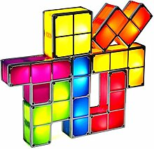 Tetris Schreibtisch Motiv-Licht-Kombinationen