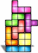 Tetris Stapelbare Lampe
