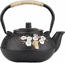 Tetsubin-Teekessel aus Gusseisen, japanische