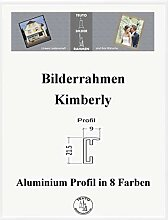 Teuto-Bilderrahmen Kimberly-Rahmen aus Aluminium