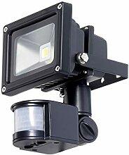 TEVEA - LED Flutlicht - Bewegungsmelder - PIR