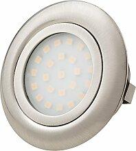 TEVEA® Ultra Flach LED Einbauleuchten - 2,5W 230V