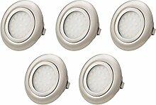 TEVEA® Ultra Flach LED Einbauleuchten -