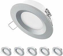 TEVEA Ultra Flach LED Einbaustrahler | 3.5W 300lm