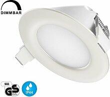 TEVEA® Ultra Flach LED Einbaustrahler IP44