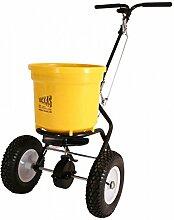 Texas Streuwagen 25 Liter für Streusalz und
