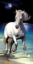 Textil Bedruckte Tarragó Pferd Handtuch für