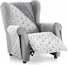 Textil-home Sesselschoner Relax MALU, 1 Sitzer -