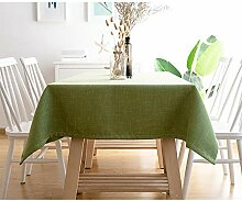 Textil Tischdecke Leinen-Optik,aus schwerem