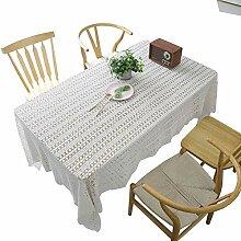 Textil Tischdecke Ornamente,ideal für Jede Party,