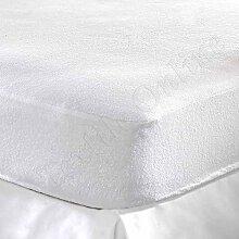Textile Online Frottier Spannbetttuch, wasserdicht