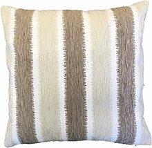 Textiles el Cid Algeciras C/1Kissenbezug, aus Polycotton, braun und beige, 50x 25x 1cm
