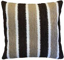 Textiles el Cid Algeciras C/4Kissenbezug, aus Polycotton, Nerz und Beige, 50x 25x 1cm