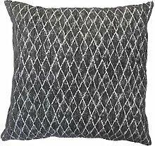 Textiles El Cid Mijas C/10Kissenbezug, aus Polycotton, Marengo, 50x 25x 1cm