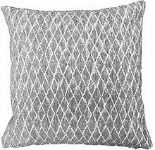 Textiles El Cid Mijas C/9Kissenbezug, aus Polycotton, grau, 50x 25x 1cm